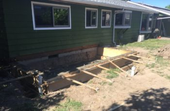 Jones - Foundation - Trailside Construction