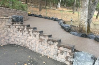 Johnson - Walkway - Trailside Construction